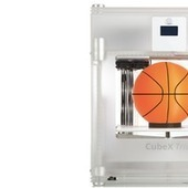 This 3D Printer Churns Out 3-Color Objects as Big as a Basketball | 3-D Printing | Scoop.it