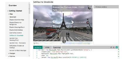 Maps Mania: Bing Maps v8 Released   GeoWeb OpenSource   Scoop.it
