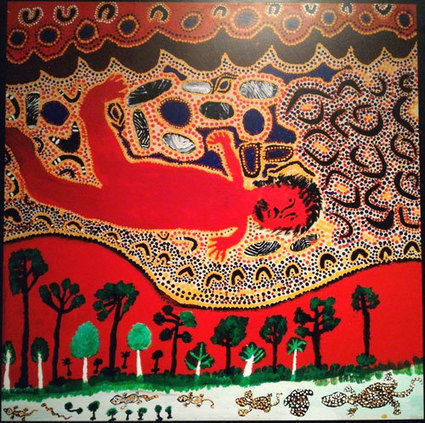Australian indigenous artists depict culture and history | VietNamNet | Kiosque du monde : Asie | Scoop.it