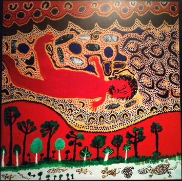 Australian indigenous artists depict culture and history | VietNamNet | Asie | Scoop.it