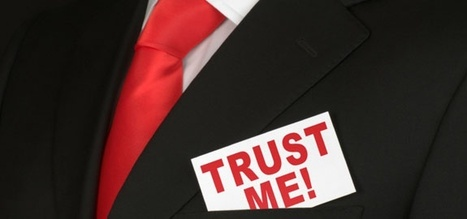 Do Your People Trust You? | Inspirational Learning | Scoop.it