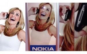 #IdiotDuJour : une publicité de Nokia qui fait la promotion… de l'iPhone « Rendez-Vous En Terre Mal Connue   L'Idiot Du Jour   Scoop.it