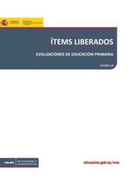 Inicio > Inicio > Ítems liberados de pruebas de evaluación y otros recursos Instituto Nacional de Evaluación Educativa - Ministerio de Educación, Cultura y Deporte | Civitas Auriensis | Scoop.it