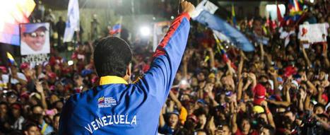 EEUU se niega a reconocer a Maduro | Un poco del mundo para Colombia | Scoop.it