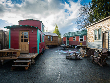 Tiny houses on Flipboard | Discover Sigalon Valley - Where the Tags are the Topics | Scoop.it