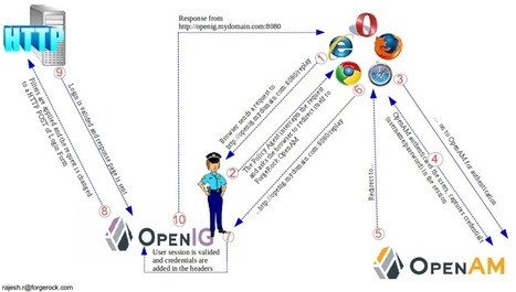 ForgeRock OpenIG: Getting Credentials from ForgeRock OpenAM - ForgeRock Community | JANUA - Identity Management & Open Source | Scoop.it