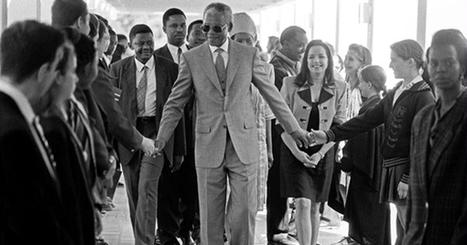 Postscript: Nelson Mandela, 1918-2013 | Hot Upcoming Events!  News!  Random Thoughts | Scoop.it