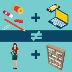 International Literacy Association: Can a library be all it can be without a librarian? | Library world, new trends, technologies | Scoop.it