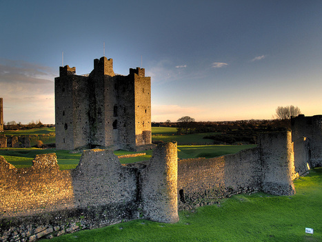 10 must see castles in Ireland HeritageDaily – Heritage ... | Irish Heritage | Scoop.it