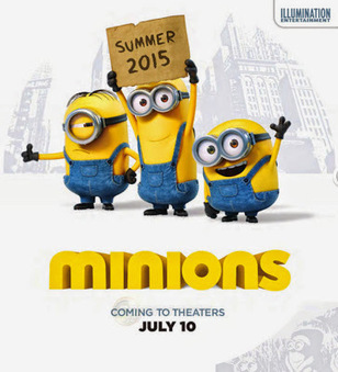 Minions Movie : Teaser Trailer | Despicable Me | Scoop.it
