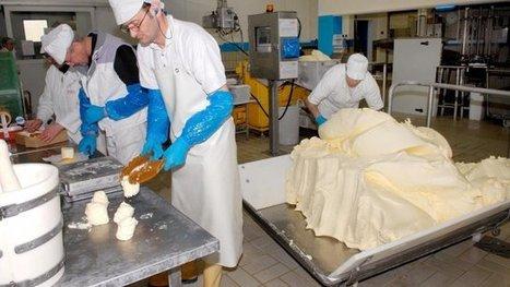 Le beurre d'Echiré (79) sur la table de l'Elysée – patrimoine - France 3 Poitou-Charentes | De la Fourche à la Fourchette (Agriculture Agroalimentaire) | Scoop.it