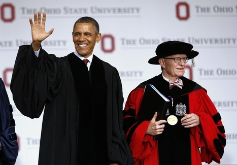 Obama calls for 'citizenship' in Ohio State commencement speech focused on civic duty | John Dewey | Scoop.it