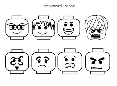 Les émotions avec Lego | FLE enfants | Scoop.it