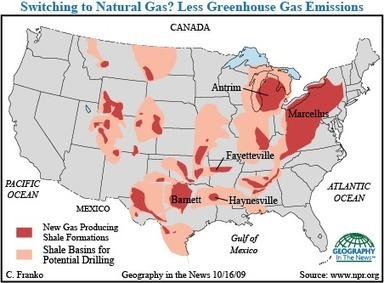 Geography in the News: Natural Gas | Geography in the News | Scoop.it