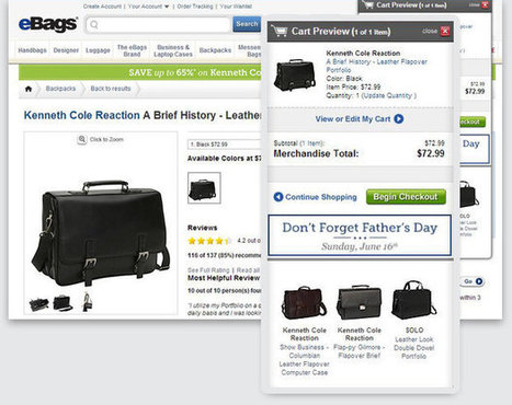 Ecom Lesson #1: Create A Checkout That ROCKS | Marketing Sales and RRHH | Scoop.it