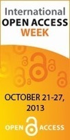 International Open Access Week 2013 - 21-27 Oct #OA - suggestions on what to do | The Information Professional | Scoop.it