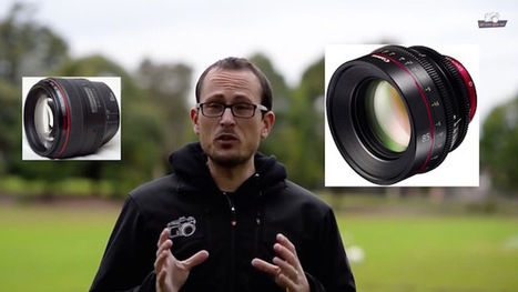 Your Lens' Aperture Might Be Lying to You, Or: The Difference Between F Stops and T Stops | Videography | Scoop.it