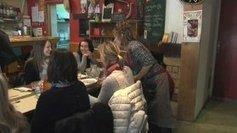 """L'addition solidaire du restaurant  """"Le bruit qui court"""" à Chambéry   restaurant solidaire   Scoop.it"""