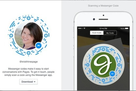How to Use Facebook Messenger for Business : Social Media Examiner | Social Media Bites! | Scoop.it