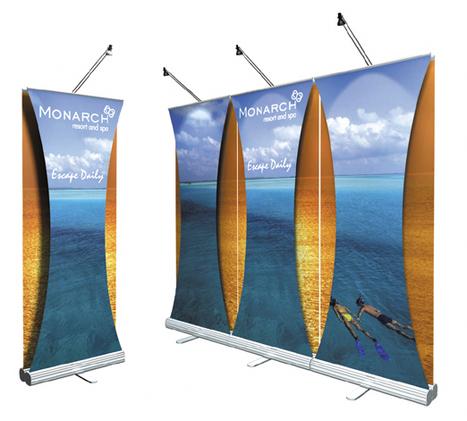 Banner Display Stands, Poster Stands, Banner Stand Canada | Mega Digital Imaging | Scoop.it