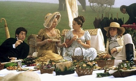 Pride and partridges: Jane Austen and food | All Things Bookish | Scoop.it
