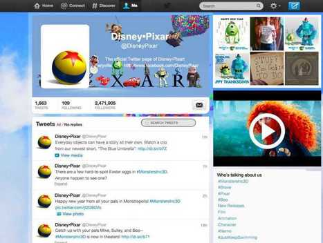The Twitter Redesign We Would All Love To See | Simply Zesty | Public Relations & Social Media Insight | Scoop.it