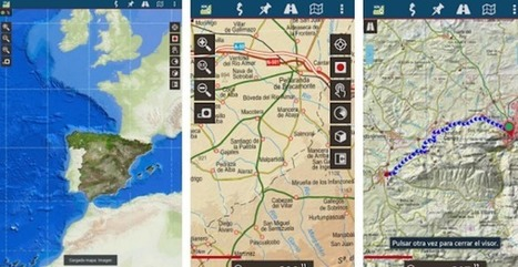 Mapas de España | datos.gob.es | RED.ED.TIC | Scoop.it