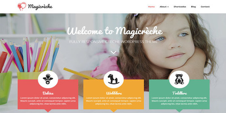 8+ Amazing Responsive Wordpress Twitter Bootstrap Theme - Wpdil | wordpress news,themes & tutorial | Scoop.it
