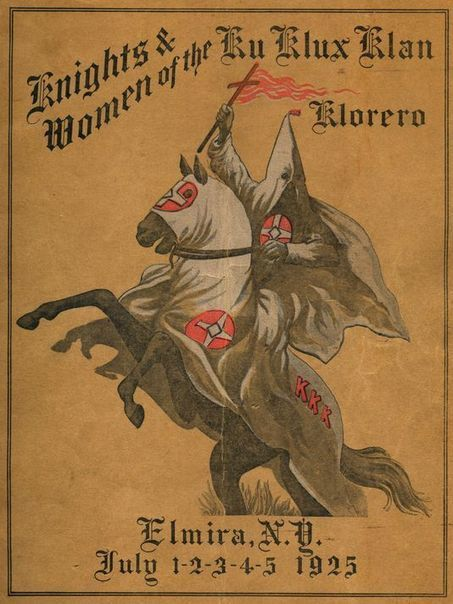 Ugly #history of the #KKK in the Southern Tier explored. White #racism #world | USA the second nazi empire | Scoop.it