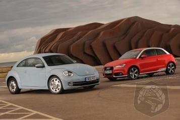 VW Beetle vs Audi A1 - AutoSpies.com | Actualité Audi | Scoop.it
