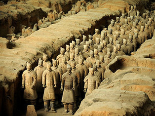 Ancient Palace Uncovered inside Qin Shi Huang's Resting Place | The School of Sun Tzu | Scoop.it