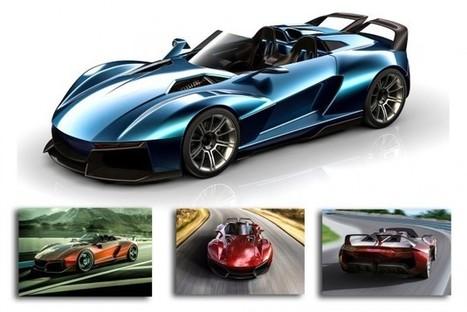 Rezvani révèle la Beast X... de 700 chevaux !   Auto , mécaniques et sport automobiles   Scoop.it
