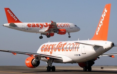#EasyJet Aircraft Order Pressures Legacy #Airlines | computer tips | Scoop.it