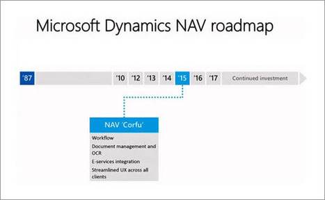 Dynamics NAV Corfu Update - Microsoft Convergence 2015 | Cloud Central | Scoop.it