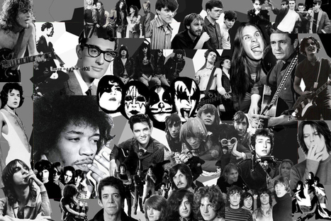 Dossier: Historia del Rock, el Heavy Metal | Rock & Roll | Scoop.it