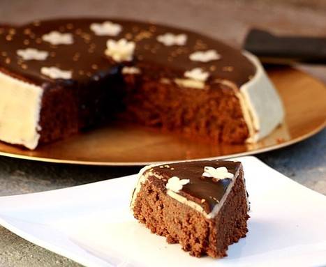 Moelleux au chocolat | la cuisine de mes racines | Scoop.it