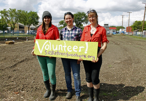 Urban agriculture project engages Saskatoon youth, benefits community - MetroNews Canada | Urban Gardening | Scoop.it