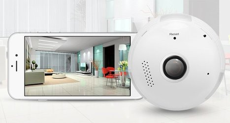 1MP 720p 180-degree network camera based on Hi3518E | Intrusion & security information | Scoop.it
