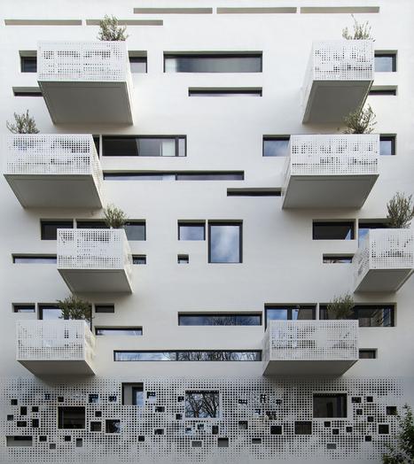 Urban Stripes / Klab Architecture - Plataforma Arquitectura   Arquitectura   Scoop.it