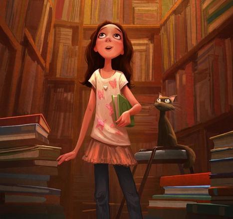 Claves para fomentar el placer de la lectura en los niños | Contenidos educativos digitales | Scoop.it