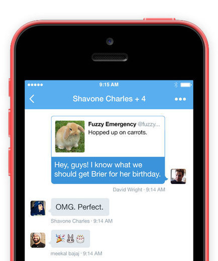 How to Send Group Direct Messages on Twitter [Quick Tip] | Twitter best practices, engagement and research | Scoop.it