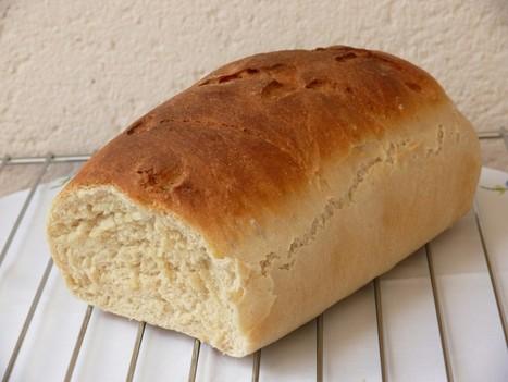 Un pain maison | Nos recettes du monde | Recettes de Cuisine du Monde | Scoop.it