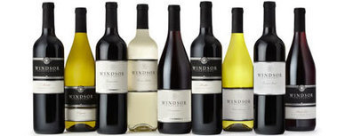 Shop Wines | Windsor Vineyards Personalized Wine Labels and Custom Etched Wine Bottles | Mendocino County Living | Scoop.it