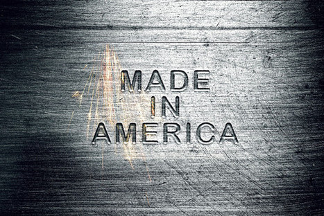 The Next Manufacturing Boom Will Be Ours - Barrons.com | Manufacturing In the USA Today | Scoop.it