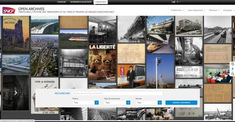 Open Archives | SNCF | Perles d'Histoire | Scoop.it