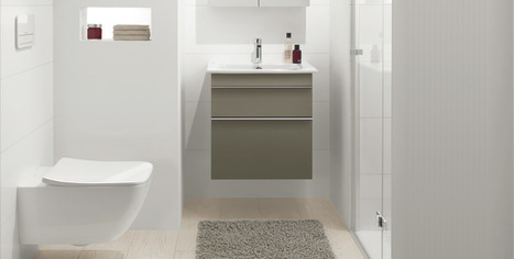Comment choisir la bonne vasque pour vos WC ? | Espace Aubade | Scoop.it