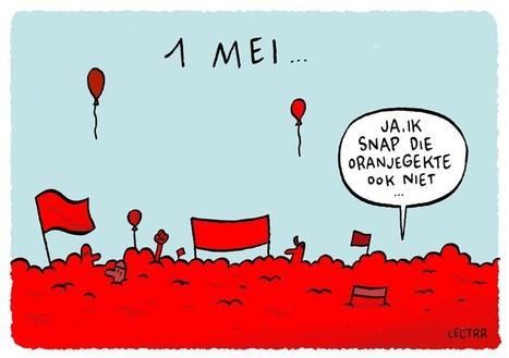 Feest van de arbeid (week 18) | news belgium | Scoop.it