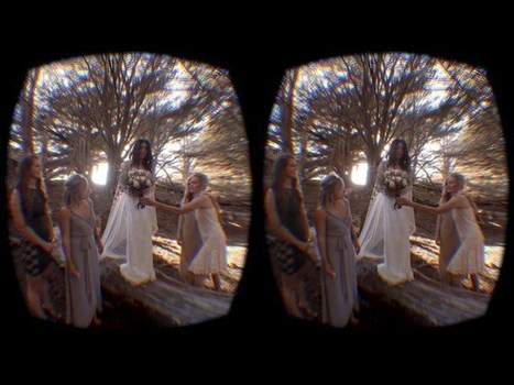 Virtual Reality Filmmakers Say Questions Outnumber Answers -- And That's Okay | Teaching & learning in the creative industries | Scoop.it