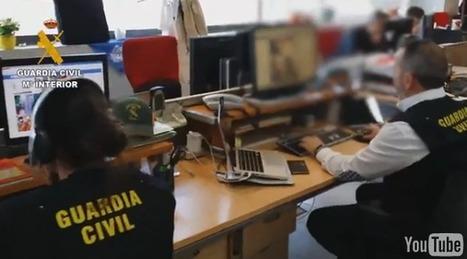 Del derecho y las normas: Trece delitos que todo tuitero debe conocer | Cine e Internet | Scoop.it