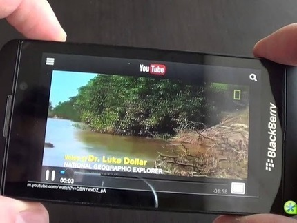 MyTrendyPhone ES – Google+ - BlackBerry Z30 vs BlackBerry Z10 (Vídeo) #BlackBerry lanzó… | Telefonía móvil y accesorios | Scoop.it